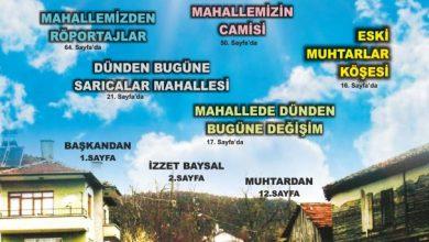 Photo of Bizim Mahalle – Sarıcalar – Sayı 23