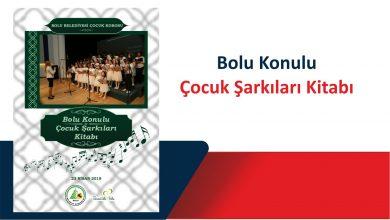 Photo of Bolu Konulu Çocuk Şarkıları Kitabı