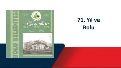 Photo of 71. Yıl ve Bolu