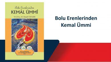 Photo of Bolu Erenlerinden Kemal Ümmi