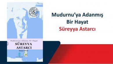 Photo of İz Bırakan Bolulular 6 – Süreyya Astarcı