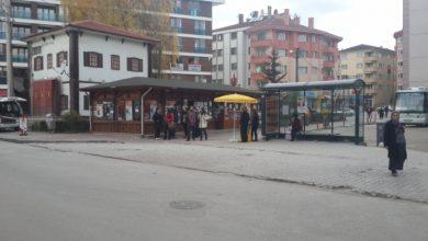 Photo of Asmalı Durak'ta güzergâh değişikliği