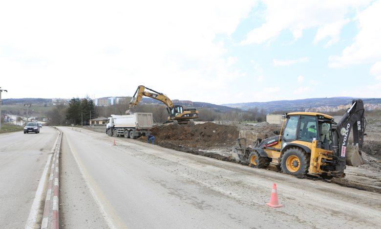 Photo of Bolu Belediyesi üst yapı çalışmalarına aralıksız devam ediyor