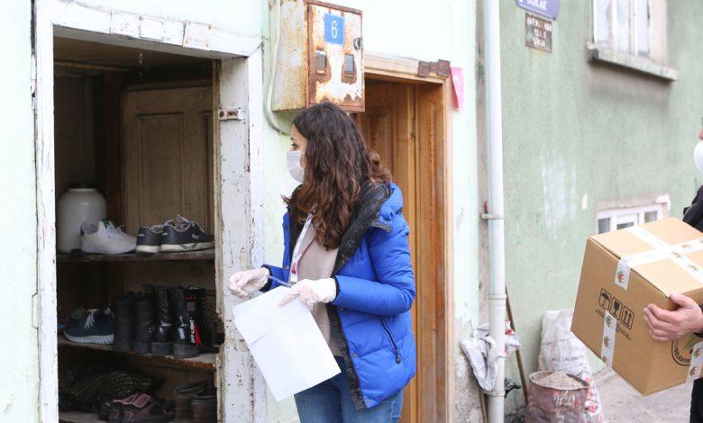 """Photo of Bolu Belediyesi'nden 4750 aileye gıda yardımı Başkan Özcan: """"Bolu'da İyilik Daha Fazla Bulaşıyor"""""""