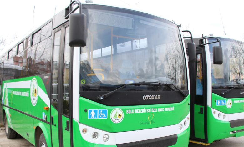 Photo of Bolu Belediyesi'nden ücretsiz ulaşım müjdesi