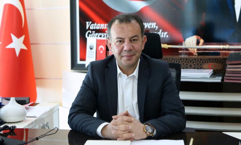 Photo of Belediye Başkanı Tanju Özcan'dan Kurban Bayramı mesajı